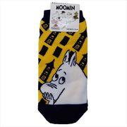 【靴下:レディース】ムーミン/レディースソックス/ハウス