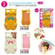 「i-Phone 8/7/6s/6対応」「NIC」「猫グッズ」「squishy」cafe SAKURAスクイーズiPhoneケース