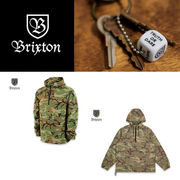 BRIXTON PATROL AT ANORAK JACKET 17239