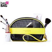 bag IN BAG かわいい 小物入れ 化粧ポーチ バッグ 多機能 ポータブル メイクアップバッグ ksbg016