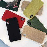 iphone7/8 ケース スマホカバー ファブリックケース