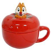 【マグカップ】チップ&デール/トマトスープカップ/デール ディズニー
