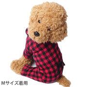 犬 服 犬服 犬の服 cheepet つなぎ カバーオール ロンパース ドッグウェア 洋服 チェック柄
