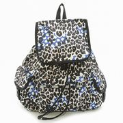 LeSportsac レスポートサック リュックサック Voyager Backpack Animal Dots