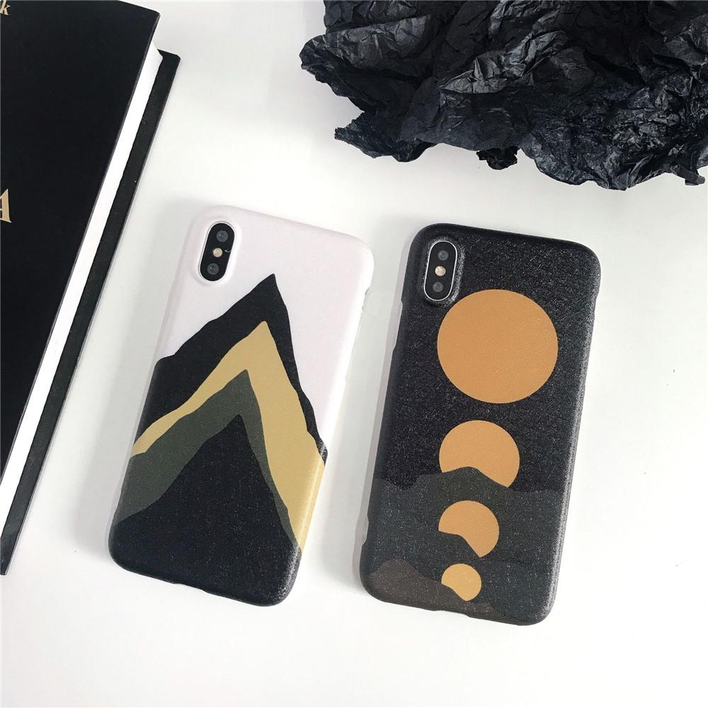 シンプルiPhone6/6sケース 携帯カバー スマホケース キズ防止