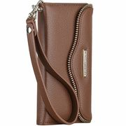 iPhone6s/6  REBECCA MINKOFF Leather Folio Wristlet Almond  CM033518