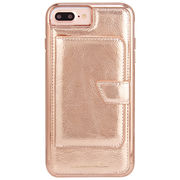 iPhone8 Plus/7 Plus/6s Plus/6 Plus Compact Mirror Case-Rose GoldC  M036204