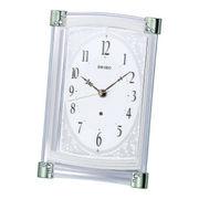 (クロック/ウォッチ)(インテリア時計)セイコー 電波置時計 BZ360M