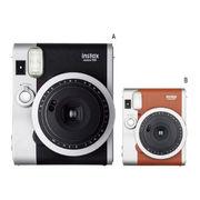 (レジャー)(カメラ)富士フイルム インスタントカメラ ネオクラシック チェキ INSMINI90NC