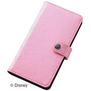 Xperia(TM) A4 SO-04G/【Disney】スマホケースブックカバータイプ ピンク