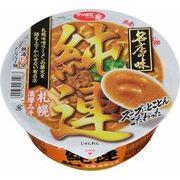 【ケース売り】サッポロ一番 名店の味 純連 札幌濃厚みそ