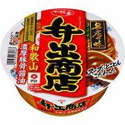 【ケース売り】サッポロ一番 名店の味 井出商店 和歌山濃厚豚骨醤油