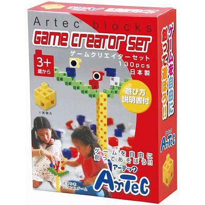 Artecブロック ゲームクリエイターセット
