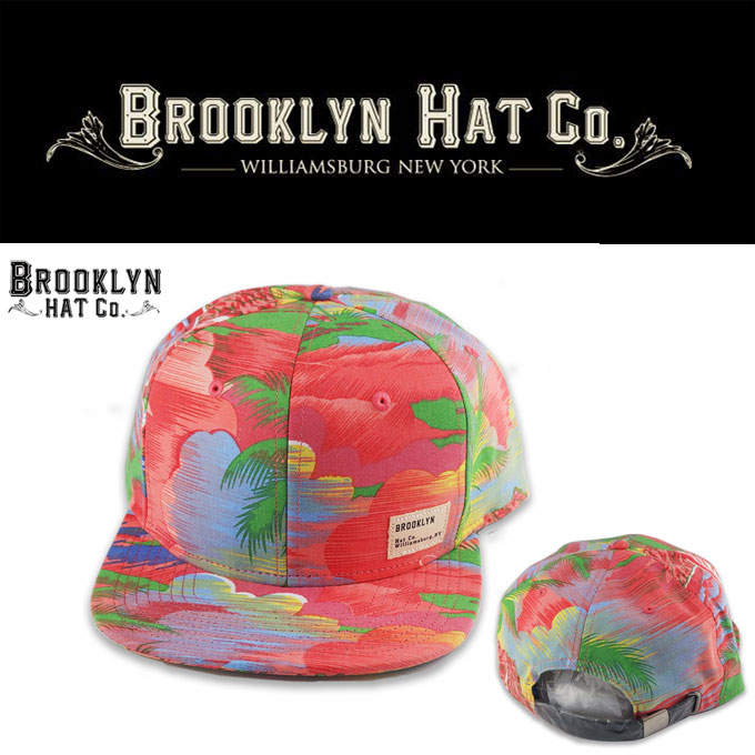 BROOKLYN HAT CO HAWAIAN  17363
