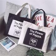 バッグ エコバッグ トートバッグ ズックバッグ ハンドバッグ 手持ち 個性派 学生 韓国