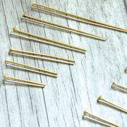 Tピン 5g 26本~136本 真鍮製パーツ ハンドメイド まとめ買い 高品質