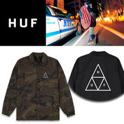 HUF ESSENTIALS TT COACHES JACKET  17440