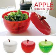 生活 雑貨 アップルサラダスピナー キッチン 水切り 野菜