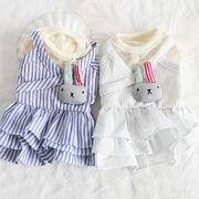 新発売 夏用 猫服 ペット服 犬服 ペット用品 ネコ雑貨   ペット雑貨