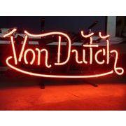 アメリカン雑貨 看板 ネオンサイン Von Dutch ヴォンダッチ
