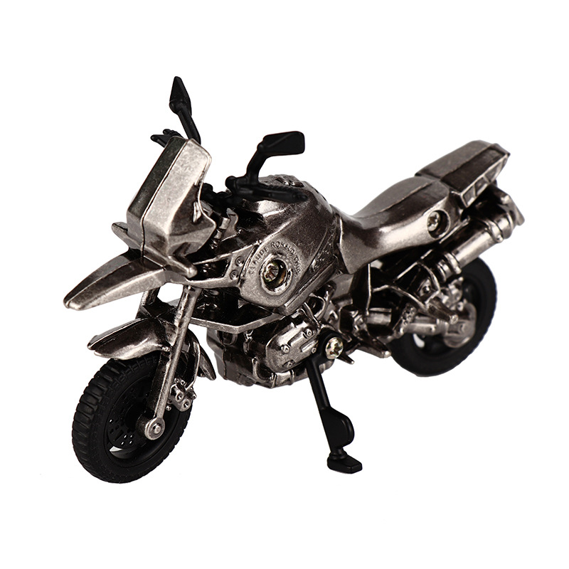 激安☆武器模型★置き物★道具★玩具おもちゃ★合金ペンダント★組立式モデル★オートバイ★バイク★11cm