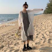 第1 番 ピープル ホーム 女性服 韓国風 新しいデザイン ベスト ワンピース ルース