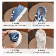 春夏 新しいデザイン 韓国風 何でも似合う 靴 女 中 小 児童 ホワイトシューズ カラ-続く(1)