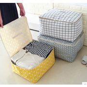 レディース ファッション雑貨 収納 収納バッグ 大容量 衣類収納 カラフル