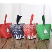 【雑貨】プレゼント クリスマスグッズ バッグ ラッピング クリスマスバッグ
