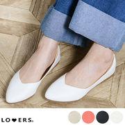 春新作 Vカットパンプス【即納】靴 シューズ パンプス ローヒール 日本製 クッション