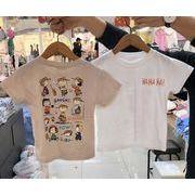 ★2019夏新作アパレル★子供 半袖 Tシャツ★トップス