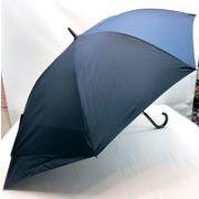 【雨傘】【長傘】傘が大きくなるスライド設計ユニセックスジャンプ雨傘