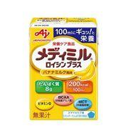 【ケース売り】味の素 メディミルロイシンバナナ 100ml