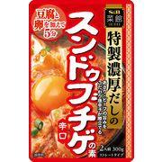 【ケース売り/送料込】菜館 スンドゥブチゲの素 辛口