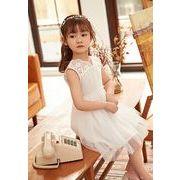 【韓国ファッション】 ワンピース ノースリーブ 子供服 キッズ 児童 夏 韓国 ファッション