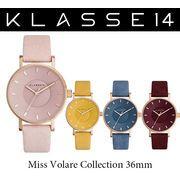【まとめ割10%OFF】KLASSE14 クラス14 腕時計 Miss VOLARE VO17MV001W 36mm スウェード レザー