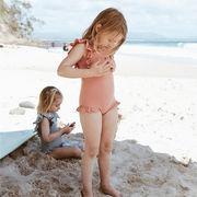 キッズ 水着 ワンピース ビーチ プール スイミング 海水浴 スパ 温泉 リゾート ガールズ