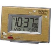 リズム時計 スヌーピーR187