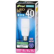 オーム電機 LED電球T型5W昼光色