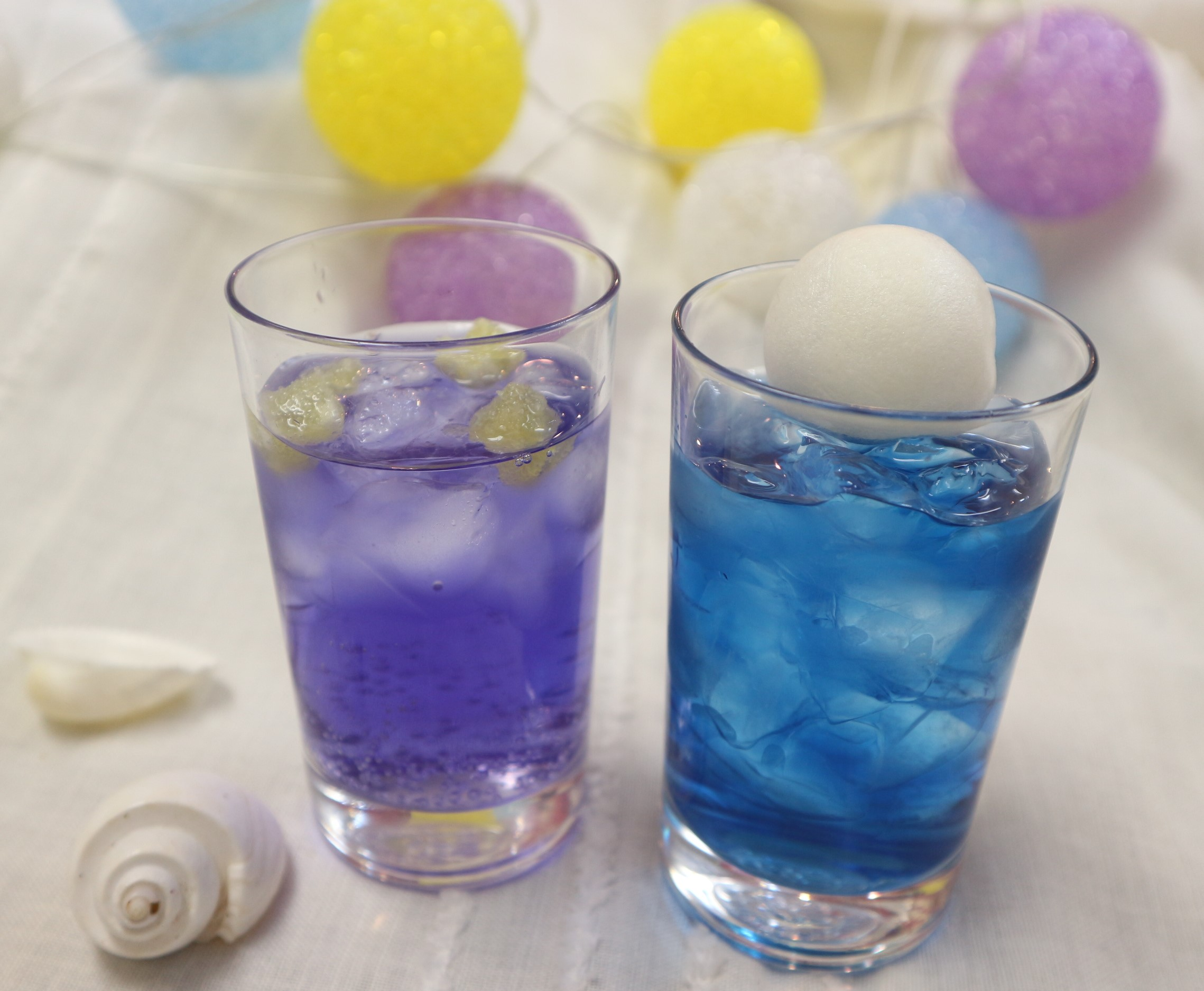 【リーフタイプ】話題のハーブティー・鮮やかな青!バタフライピーの美味しいブレンドハーブティー