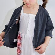 キッズ   コート 普段着 長袖 子供コート 日常用女の子  紫外線対策 UV
