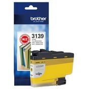 ブラザー インクカートリッジ 超大容量:イエロー LC3139Y