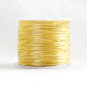 ポリウレタンゴム 23 肉色 ハンドメイド ブレスレット 水晶の線 約80m 全34色 オペロン 糸