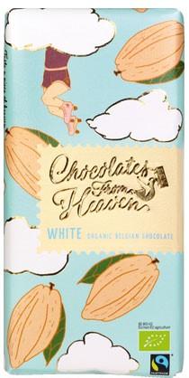 オーガニック チョコレート chocolates from heaven(フェアトレード)バレンタインギフトに★