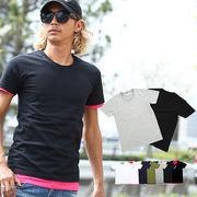 improves 2枚セットアンサンブルレイヤードTシャツ