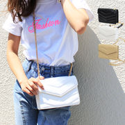 キルトショルダーチェーンバッグ 鞄 BAG チェーンBAG ポシェット 定番 シンプル