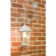【特価】洋風 アンティーク調 ペンダントライト ヘキサゴン ホワイト 屋内用 天井吊り下げタイプ ランプ