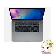 Apple 15.4インチ TouchBar搭載 MacBook Pro Retinaディスプレイ 2600/15.4 MV902J/A [スペースグレイ]