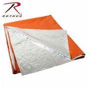 Rothco Polarshield Survival Blanket サバイバルブランケット オレンジ