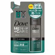 ダヴメン+ケア オイルリフレッシュ 化粧水 つめかえ用 130ml
